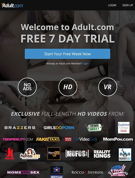 Adult site review