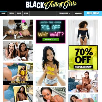 Black Valley Girls site review