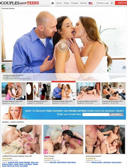 Couples Seeking Teens Review