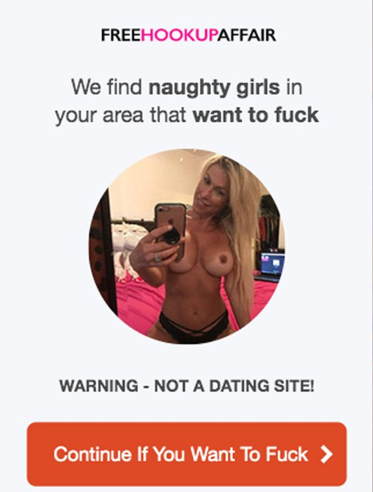 Free Hookup Affair site review