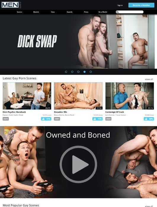 Men.com site review