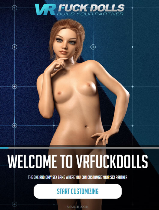 VR Fuck Dolls site review